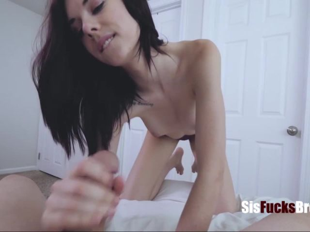Horny young couple having hardcore fuck